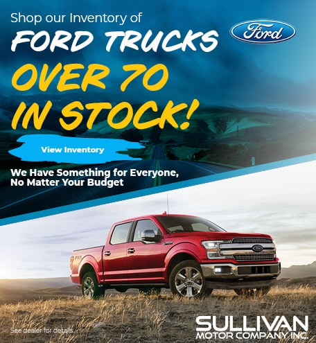 Shop our Inventory of Ford Trucks