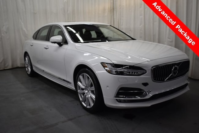 New 2019 Volvo S90 T6 Inscription Sedan For Sale/Lease Champaign, IL