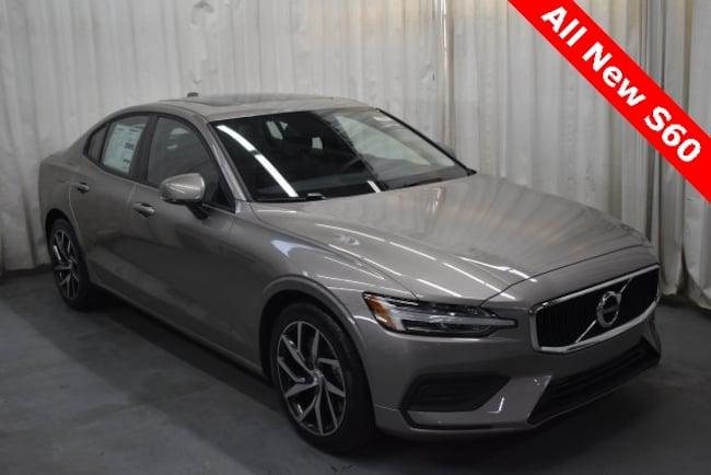 New 2019 Volvo S60 T6 Momentum Sedan For Sale/Lease Champaign, IL