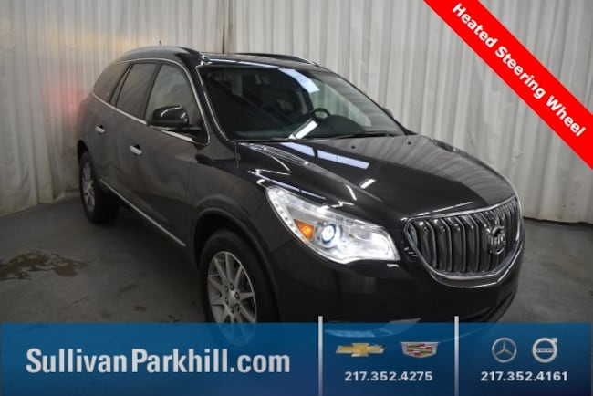 Used 2015 Buick Enclave Leather SUV For Sale Champaign, IL