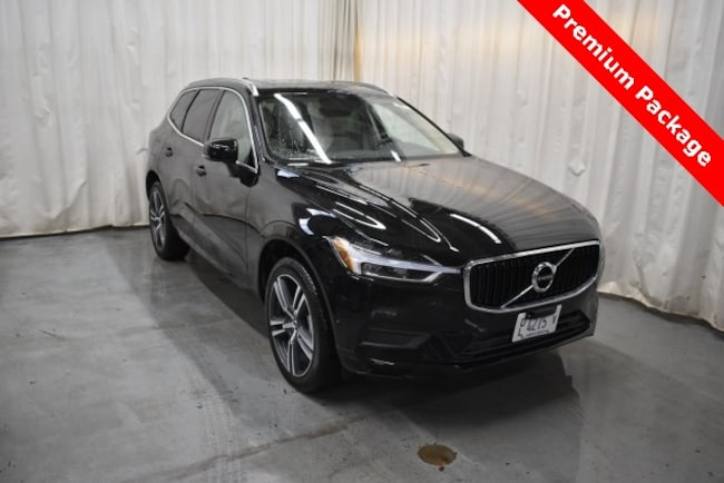 New 2019 Volvo XC60 T5 Momentum SUV For Sale/Lease Champaign, IL