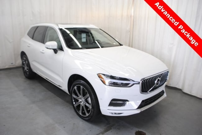 New 2019 Volvo XC60 T6 Inscription SUV For Sale/Lease Champaign, IL