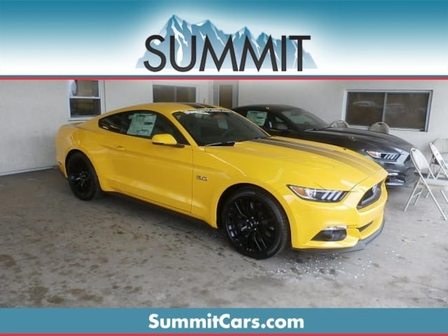 New 2017 Ford Mustang GT Premium Coupe Auburn, NY