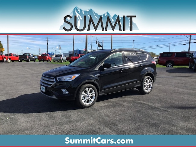 New 2018 Ford Escape SE SUV Auburn, NY