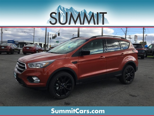 New 2019 Ford Escape SE SUV Auburn, NY