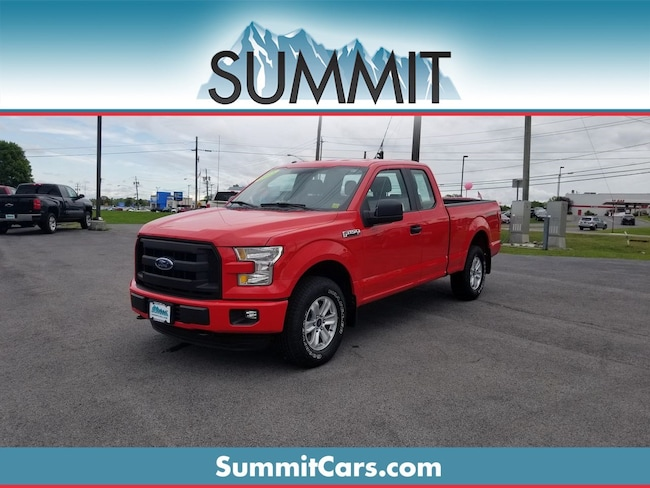 Certified 2015 Ford F-150 Truck SuperCab Styleside Auburn, NY