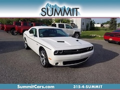Certified 2016 Dodge Challenger SXT Coupe for Sale in Oneida