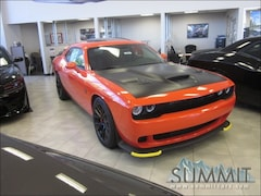 New 2016 Dodge Challenger SRT Hellcat Coupe for Sale in Oneida