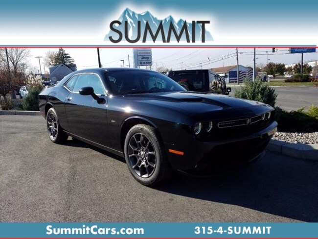 New 2018 Dodge Challenger GT Coupe near Syracuse
