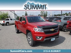 Used 2015 Chevrolet Colorado Z71 Truck Crew Cab for Sale in Oneida