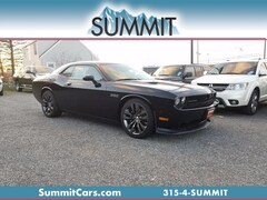 Certified 2014 Dodge Challenger SRT8 Core Coupe for Sale in Oneida