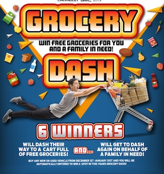 Grocery Dash