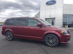 2018 Dodge Grand Caravan GT-NAV-QUADS-THIRD-HEATED SEATS AND WHEEL-BACKUP C Van Passenger Van