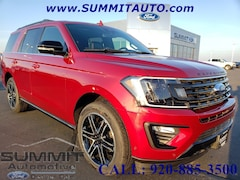 2019 Ford Expedition Limited SUV for sale in wisconsin