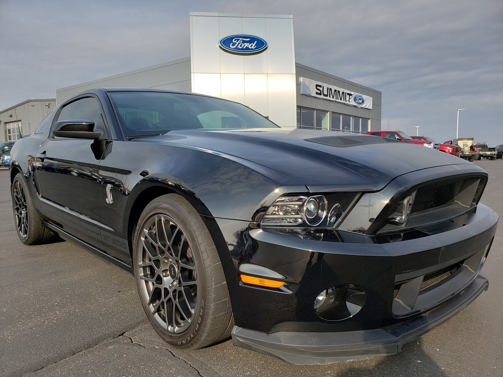 Used 2013 ford mustang for sale at summit automotive vin 1zvbp8jz3d5261404
