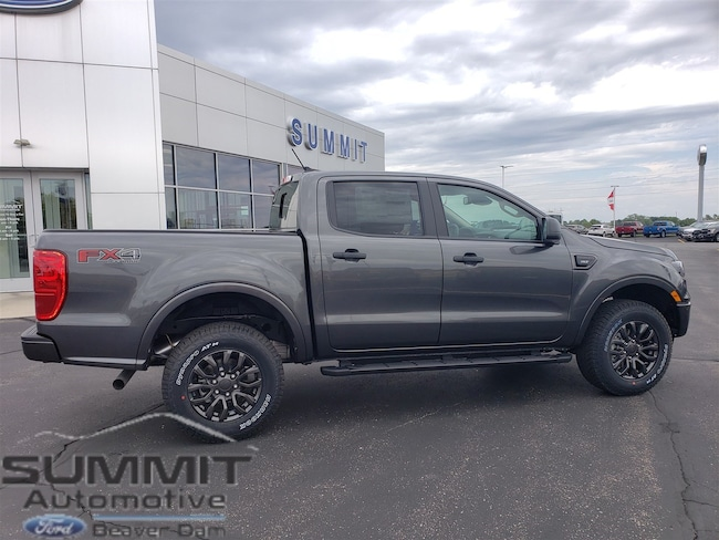 New 2019 Ford Ranger For Sale at Summit Automotive | VIN: 1FTER4FH5KLA54203