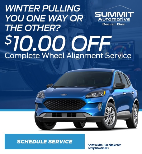 Complete Wheel Alignment Service