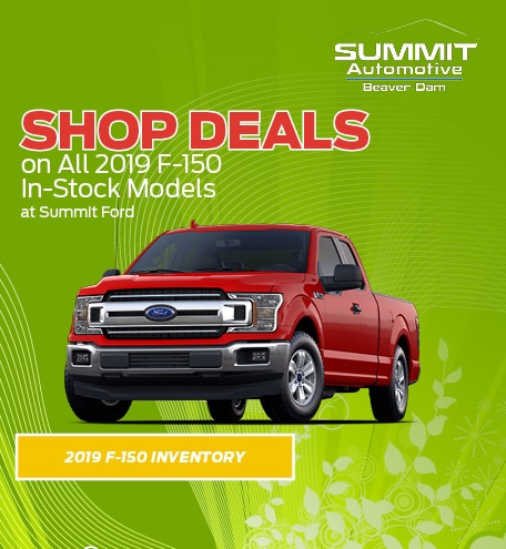 March 2020 Deals on Ford F-150