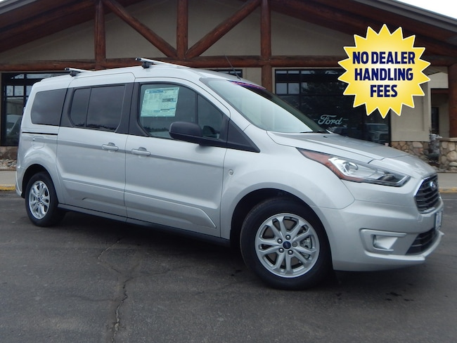 2019 Ford Transit Connect Wagon XLT XLT LWB w/Rear Symmetrical Doors