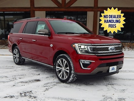 2020 Ford Expedition Max King Ranch King Ranch 4x4