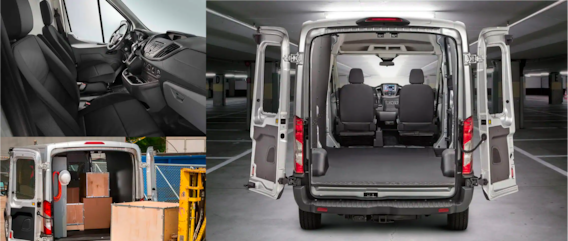 Quigley Transit Van Now Available at Summit Ford | Summit