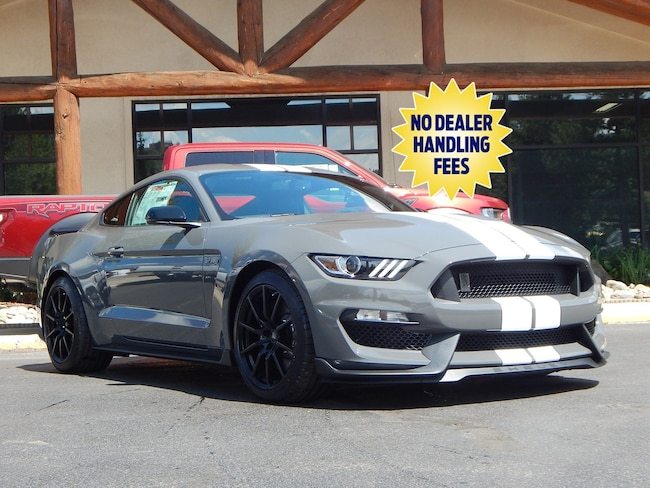 2018 Ford Mustang Shelby GT350 GT350