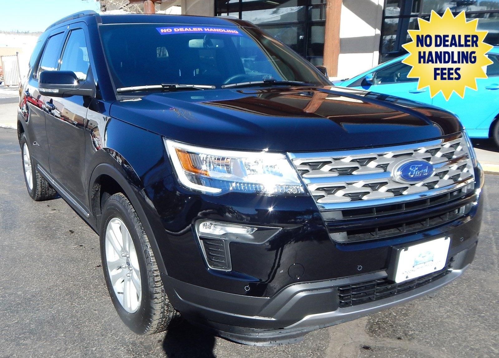 2018 Ford Explorer XLT XLT 4WD