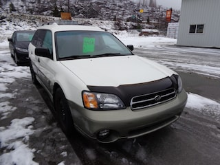 2001 Subaru Outback Base Wagon