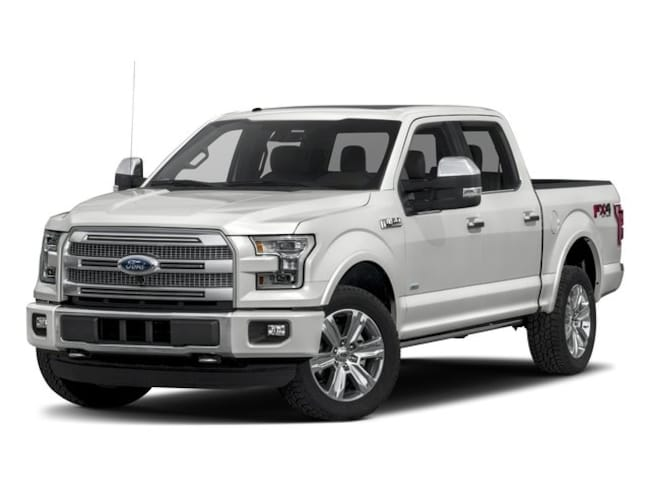 2017 Ford F-150 Platinum