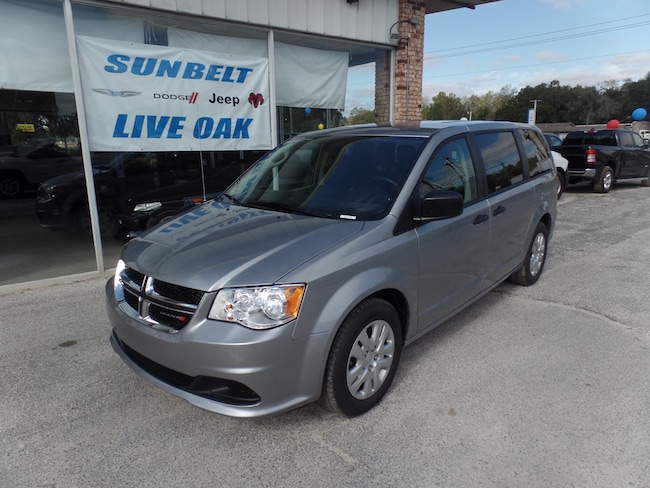New 2019 Dodge Grand Caravan SE Passenger Van in Live Oak