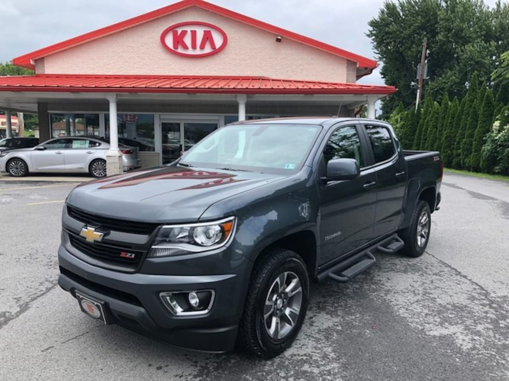 Used 2016 Chevrolet Colorado For Sale at Sunbury Motor Co