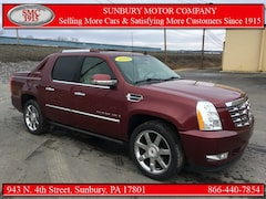 2009 Cadillac Escalade EXT AWD 4dr Pickup Truck