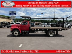 1997 Ford F800 Flatbed Truck Other