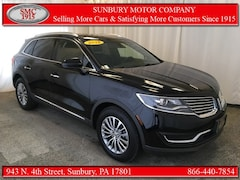 Used 2018 Lincoln MKX Select