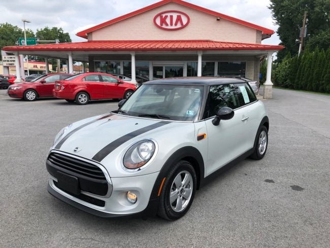 Used 2016 Mini Hardtop 2 Door For Sale At Sunbury Motors Kia Vin