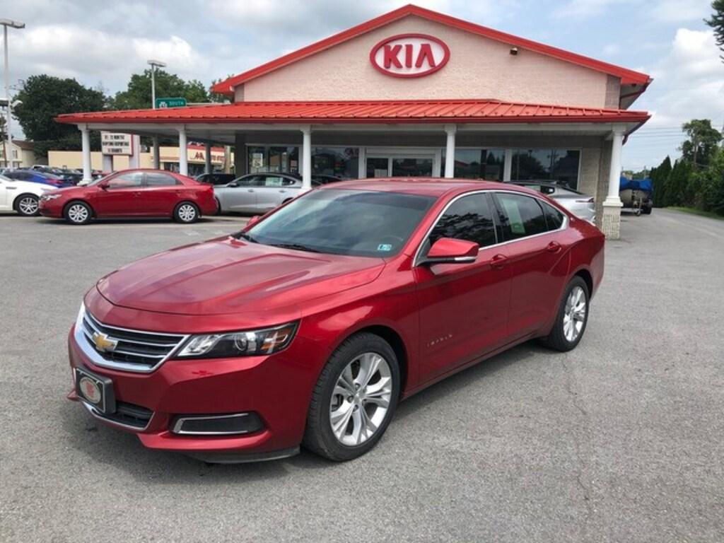 Used 2014 Chevy Impala >> Used 2014 Chevrolet Impala For Sale At Sunbury Motors Kia Vin