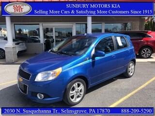 2011 Chevrolet Aveo Aveo 5 LT w/2LT Sedan
