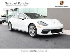 2019 Porsche Panamera 4DR HB RWD Sedan