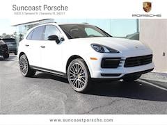 2019 Porsche Cayenne S SUV