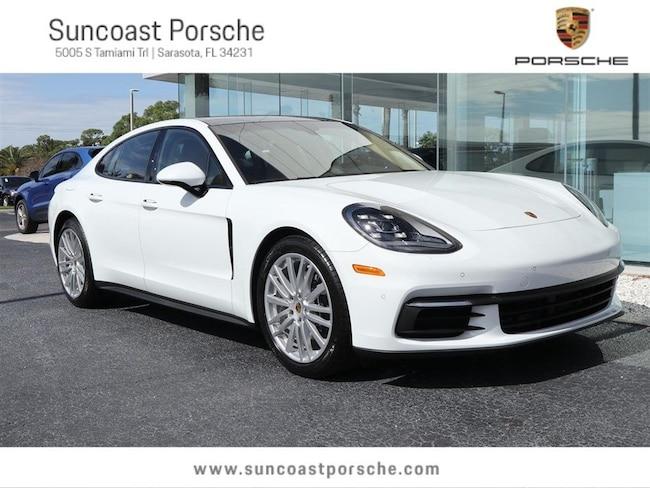 2018 Porsche Panamera 4DR HB RWD Sedan