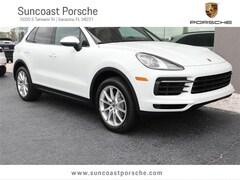 2019 Porsche Cayenne 4DR SUV AWD SUV