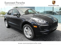 2018 Porsche Macan Executive Demonstrator Vehicle SUV