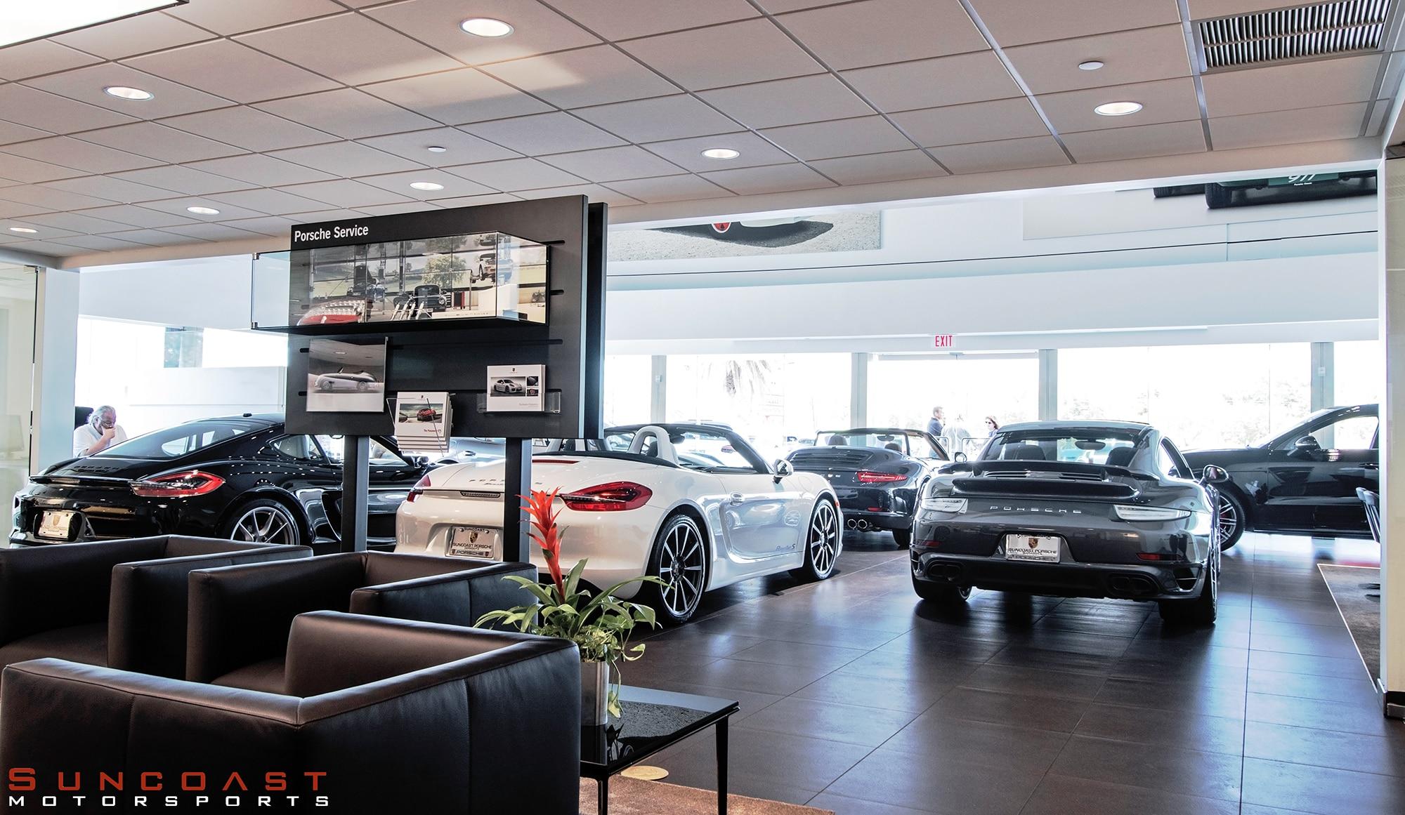 Suncoast Customer Service >> About Suncoast Porsche