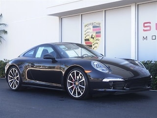 2015 Porsche 911 Carrera 4S Coupe
