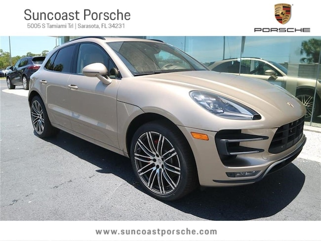 2018 Porsche Macan Turbo SUV