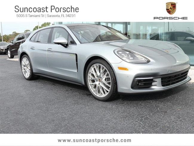 2018 Porsche Panamera E-Hybrid Sport Turismo 4 E-Hybrid Sport Wagon
