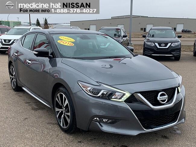 2018 Nissan Maxima PLATINUM *DEMO Sedan