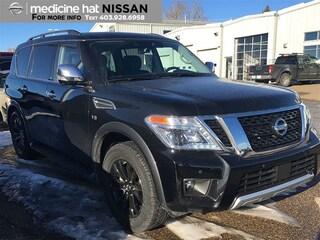 2018 Nissan Armada PLATINUM SUV