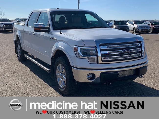 2013 Ford F-150 Lariat *NAVIGATION COOLED SEATS Truck