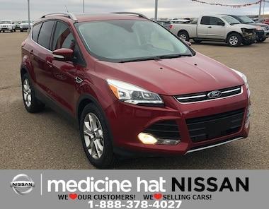 2016 Ford Escape Titanium *NAVIGATION HEATED SEATS CLEAN CARFAX SUV